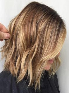 Best trending hairstyles and haircuts 2018 07 - Fashionetter