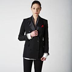 Women should wear more suits :)