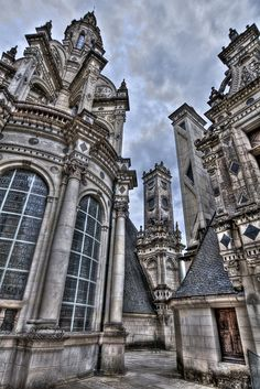 THIS is happening in September... can't wait! // Chateau de Chambord, Loire Valley, France