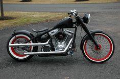 Motos - Customizaciones [Motorcycle Bobber]