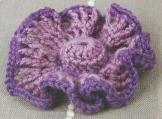 Les Fleurs au Crochet #43