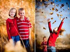 Color schemes and what to wear in your Fall family portraits