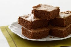 Fudgy Black Bean Brownies: Dr. Fuhrman has the secret ingredients to a lighter chocolate dessert without loads of sugar.
