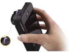 #iphone #electroshock - Transforms your i#phone into a stun gun. #protection