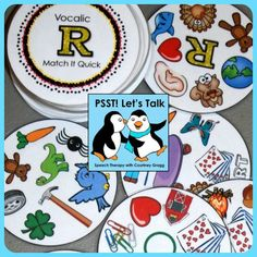 Favorite game for articulation in speech therapy! Students often request this game without realizing how many trials they're giving just by playing the game!
