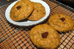 Gluten Free Chocolate Chip Cake Cookies Recipe