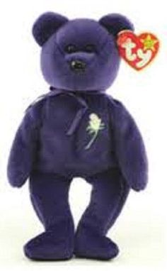 6f838e3b551 RARE MWMT Ty Beanie Baby Princess No space poem 5th hang1997 Babies Error  Ty  Princess