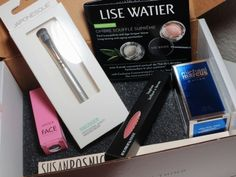 Wantable beauty subscription box review