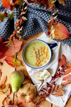 Jesienna zupa cebulowa z curry – Lili Natura