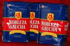 Yerba Mate Tea Nobleza Gaucha  Three 22 Lbs Bags  3 Kilos -- Check this awesome product by going to the link at the image. Note: It's an affiliate link to Amazon.