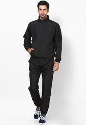 Black Track Suit