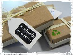 Vlastnoručná pečiatka na recy krabičku. (+fotopostup) / miramar » SAShE.sk - slovenský handmade dizajn