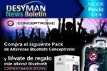 Pack Conceptronic con regalo valorado en 115€