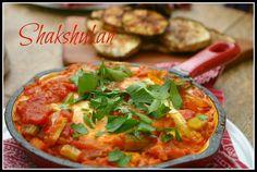 Shakshukah: Edible Mediterranean Sunshine - And Here We Are