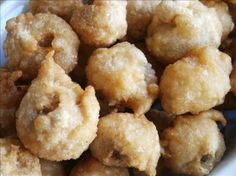 Beer Batter Fried Mushrooms Recipe - Deep-fried.Food.com - 98019