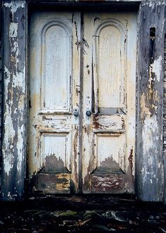 Beautiful in its very raw form patina, stairway, pathway, ruin, arches, beauty, old doors, antique doors, wood doors