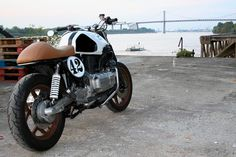 BMW k 100 rt cafe racer/tracker