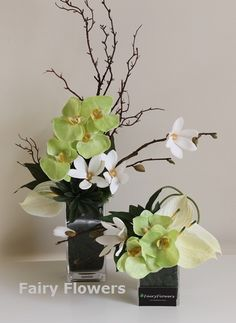 white & green arrangements.jpg 400×548 pixeles