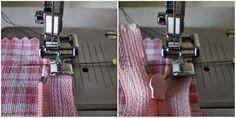 No mundo da Tatas: Canto da costura - Vamos aplicar fechos?