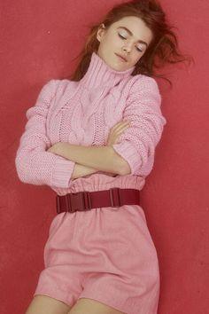 pinks.  Hawthorne Wool Shorts, Peony Melange
