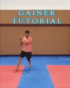 Gym Workout Videos, Kickboxing Workout, Fitness Workouts, Parkour Workout, Self Defense Moves, Self Defense Martial Arts, Martial Arts Techniques, Self Defense Techniques, Martial Arts Workout