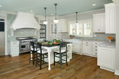 Love the cabinet color, and the ceiling color is the same as my current wall color.  Think Tim would like this?