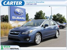 2013 Subaru Impreza 2.0i Limited Hatchback for sale in Seattle Miles: 62,264 Miles Price: 16988