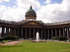 St-Petersburg: Kazan Cathedral