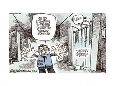 The great and powerful Penn — MIKE KEEFE © 2012 Cagle Cartoons
