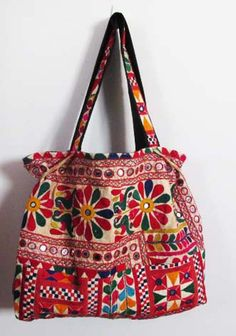 ***   Latest  Banjara Bag Vintage Hobo Sling Tote Ethnic Tribal Gypsy bag India 2015 #Handmade #ShoulderBag -  $60.00 MINE!!!!