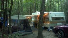 Tamworth Camping Area, NH