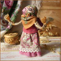 Tradycyjne Lalki ręcznie.  Pancake-Yasochka.  Olga Mironova.  Fair Masters.  Lalka, wiosna, domowe Karnawał, Koronki