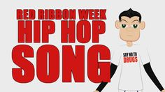 Say no to drugs video for kids (red ribbon week cartoon) educational (sa. Elementary Science Fair Projects, Elementary Counseling, School Counselor, Counseling Office, Drug Free Week, Transition Songs, Morning Announcements, Student Cartoon, Fun Songs