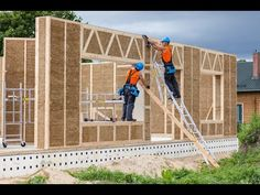Build with Straw Panels!  Each donated € saves 2t of CO2. Help revolutionize the building industry! | Crowdfunding is a democratic way to support the fundraising needs of your community. Make a contribution today!