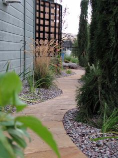Side Yards Design, Pictures, Remodel, Decor and Ideas - page 22