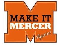 Mercer Univ. Phone Chat: Graduate Education Degrees - Make It Mercer Again!  Monthly telephone chats for prospective graduate students considering Education or educators seeking advanced degrees.  Especially for Mercer alumni.