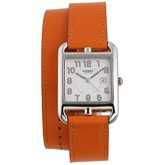 Hermes Cape Cod GM Double Tour Watch