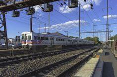 SEPTA Silverliner V at Holmesburg