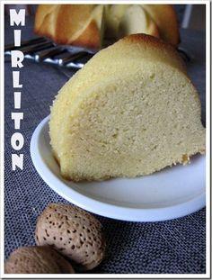 Pan di Spagna ...J'ai enfin trouvé le gâteau aux amandes de mes rêves...