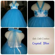 God's Child Creations presents Crystal Blue
