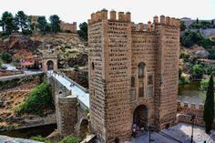 Place: Puente de Alcánara, Toledo / Castilla La Mancha, Spain. Photo by: R.B.A. (flickr.com)
