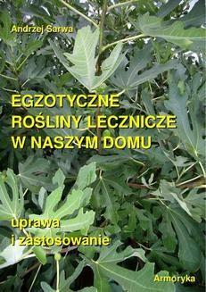 Egzotyczne rośliny lecznicze w naszym domu  - ebook/epub