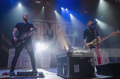 Simple Plan performs at the Teatro della Concordia on May 16, 2016 in Turin, Italy.