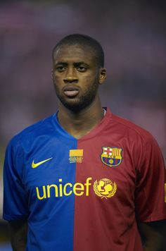YAYA TOURE ~ Top Talent!!
