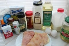 Copycat Chick Fil A Chicken Sandwich Recipe   Moms Need To Know ™ Chick Fil A Chicken Sandwich Recipe, Chicken Sandwhich, Chicken Nugget Recipes, Yummy Chicken Recipes, Chick Fla, Chic Filet, Brunch Recipes, Appetizer Recipes, Dinner Recipes