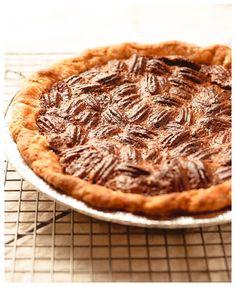 Dolcetto Confections: Bittersweet Chocolate Pecan Pie