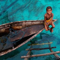 Children from the world   Malaysia  Photo credit: Hesham Alhumaid #malaysia #children #boat #semporna #travel #life #landscape #nature #green #discovery #biodiversity #science #geology #nikon #canon #wild #photography #biology #picoftheday #cool #amazing #place #earth #panorama #love #NatGeo #natgeoit