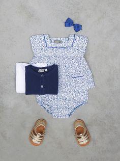 c9d96039cce09 Elias and Grace adorable summer outfit  eliasandgraceSS15 Designer Baby  Clothes