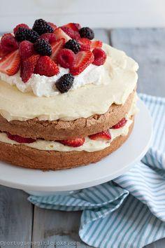 . Fresh Orange Sponge Cake #Cake_Recipes #Top_Fresh_Orange_Sponge_Cake #Orange_Sponge_Cake