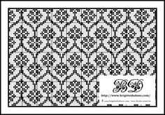 Pedi, Symi, Greece – Excellent location – show map Fair Isle Knitting Patterns, Fair Isle Pattern, Knitting Charts, Knitting Designs, Knitting Stitches, Cross Stitch Borders, Cross Stitch Charts, Cross Stitching, Cross Stitch Patterns